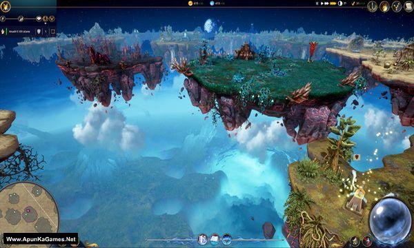 Nomads of Driftland Screenshot 2, Full Version, PC Game, Download Free