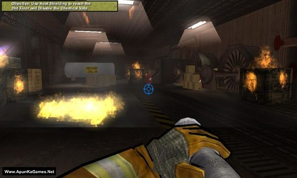 Real Heroes: Firefighter HD Screenshot 1, Full Version, PC Game, Download Free