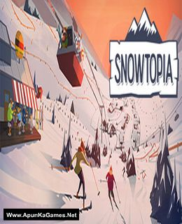 Snowtopia: Ski Resort Tycoon Cover, Poster, Full Version, PC Game, Download Free