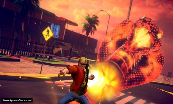 Cobra Kai: The Karate Kid Saga Continues Screenshot 1, Full Version, PC Game, Download Free