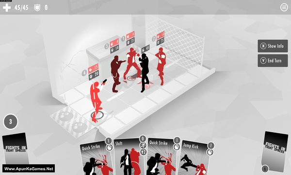 Fights in Tight Spaces Screenshot 1, Full Version, PC Game, Download Free