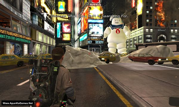 Ghostbusters: The Video Game Screenshot 3, Full Version, PC Game, Download Free