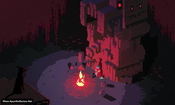 Hyper Light Drifter Screenshot 1, Full Version, PC Game, Download Free