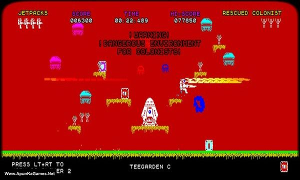Jetpack Screenshot 1, Full Version, PC Game, Download Free