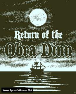 Return of the Obra Dinn Cover, Poster, Full Version, PC Game, Download Free