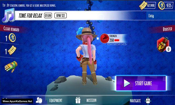 Rhythm Stars Climbing Screenshot 1, Full Version, PC Game, Download Free