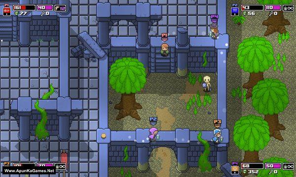 Rogue Heroes: Ruins of Tasos Screenshot 2, Full Version, PC Game, Download Free