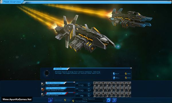 Sid Meier's Starships Screenshot 3, Full Version, PC Game, Download Free