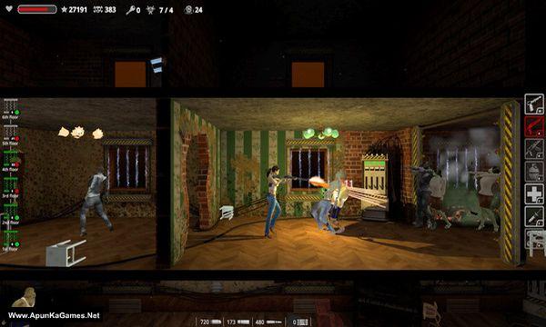Z-Blood Mission Screenshot 1, Full Version, PC Game, Download Free