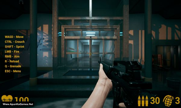 Zombie Game Screenshot 1, Full Version, PC Game, Download Free