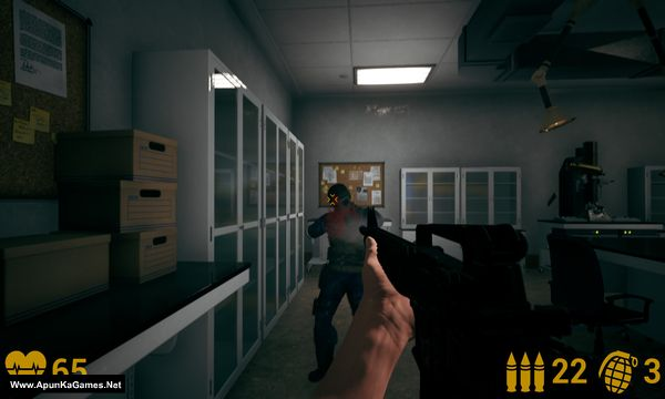 Zombie Game Screenshot 2, Full Version, PC Game, Download Free