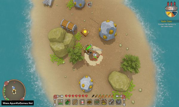 Scrapnaut Screenshot 3, Full Version, PC Game, Download Free