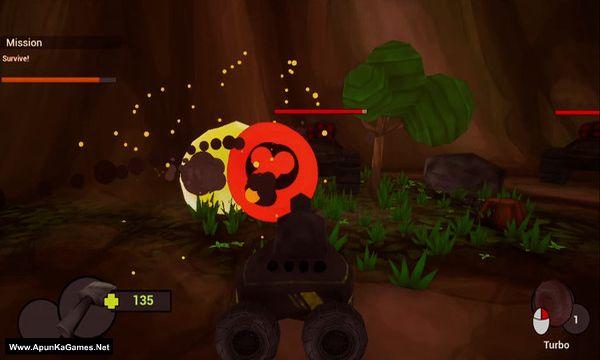 Tank War Nexus Screenshot 2, Full Version, PC Game, Download Free