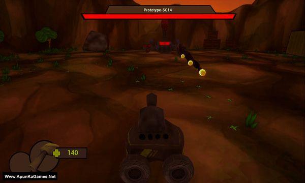 Tank War Nexus Screenshot 3, Full Version, PC Game, Download Free