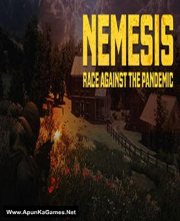 Nemesis: Race Against The Pandemic Cover, Poster, Full Version, PC Game, Download Free
