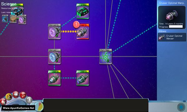 Tachyon Wars Screenshot 3, Full Version, PC Game, Download Free