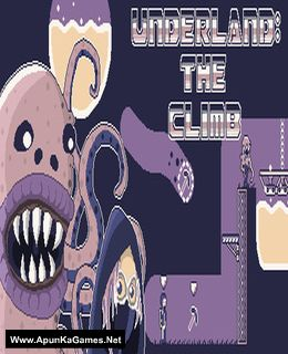 Underland: The Climb Cover, Poster, Full Version, PC Game, Download Free