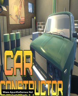 Car Constructor Cover, Poster, Full Version, PC Game, Download Free