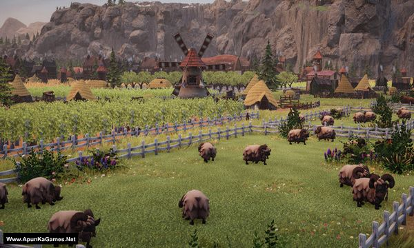 Distant Kingdoms Screenshot 1, Full Version, PC Game, Download Free