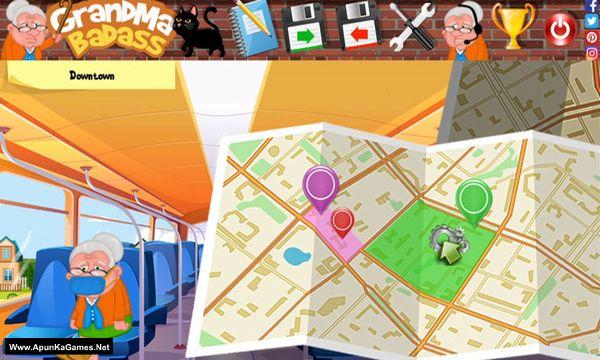 GrandMa Badass Screenshot 3, Full Version, PC Game, Download Free
