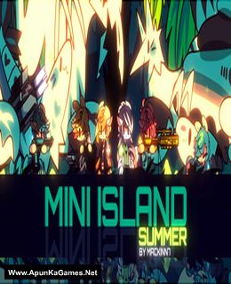 Mini Island: Summer Cover, Poster, Full Version, PC Game, Download Free