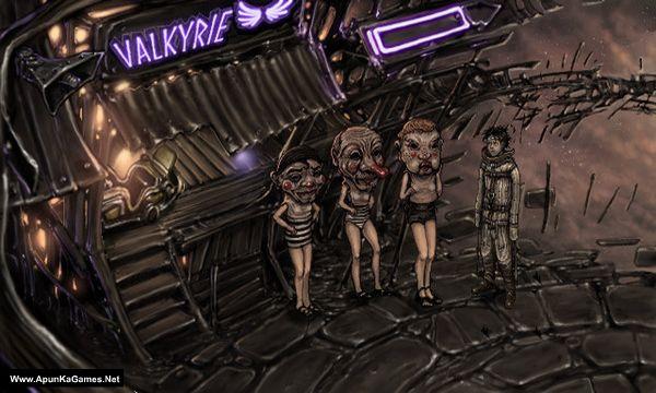 Strangeland Screenshot 1, Full Version, PC Game, Download Free