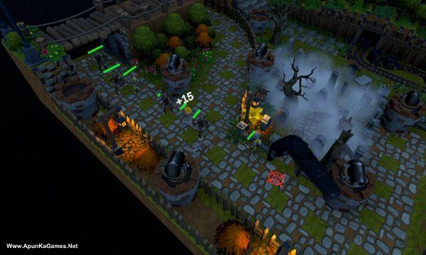 Azlan: Rise of the Burlpups Screenshot 1, Full Version, PC Game, Download Free