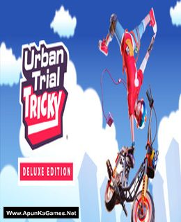 Urban Trial Tricky Deluxe Edition Cover, Poster, Full Version, PC Game, Download Free