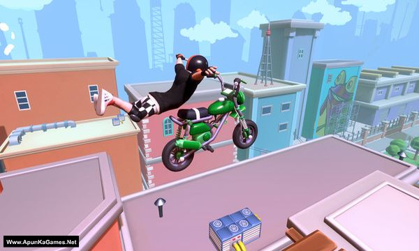 Urban Trial Tricky Deluxe Edition Screenshot 1, Full Version, PC Game, Download Free