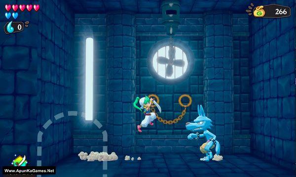Wonder Boy: Asha in Monster World Screenshot 3, Full Version, PC Game, Download Free