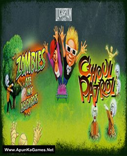 Zombies Ate My Neighbors and Ghoul Patrol Cover, Poster, Full Version, PC Game, Download Free