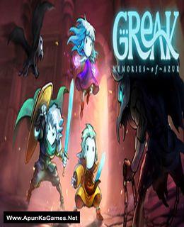 Greak: Memories of Azur Cover, Poster, Full Version, PC Game, Download Free