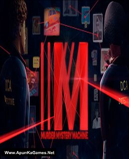 Murder Mystery Machine Cover, Poster, Full Version, PC Game, Download Free