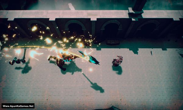 Soulbound Steel Screenshot 3, Full Version, PC Game, Download Free