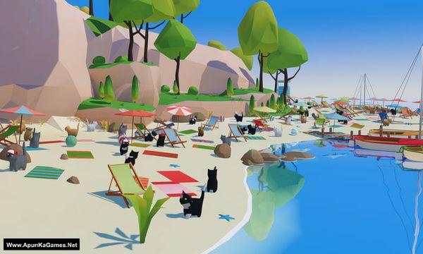 Summer Paws Screenshot 1, Full Version, PC Game, Download Free