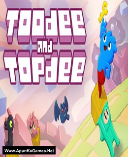 Toodee and Topdee Cover, Poster, Full Version, PC Game, Download Free