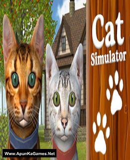 Cat Simulator : Animals on Farm Cover, Poster, Full Version, PC Game, Download Free
