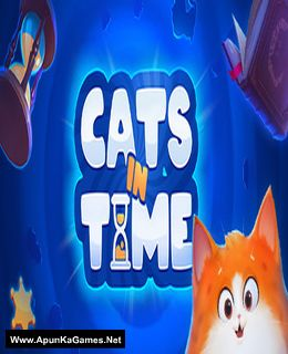 Cats in Time Cover, Poster, Full Version, PC Game, Download Free