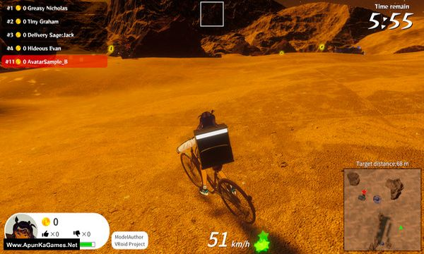 Food Delivery Battle Screenshot 1, Full Version, PC Game, Download Free