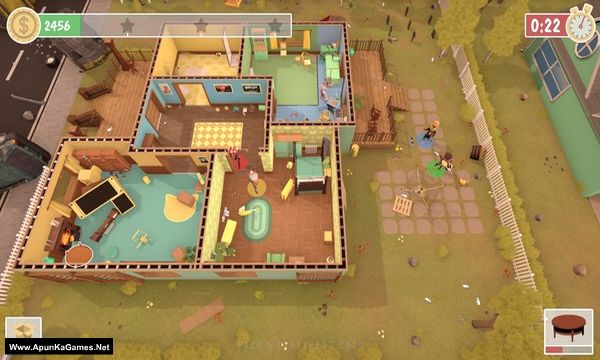 Get Packed: Fully Loaded Screenshot 1, Full Version, PC Game, Download Free