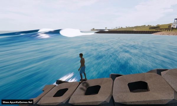 The Endless Summer - Search For Surf Screenshot 1, Full Version, PC Game, Download Free