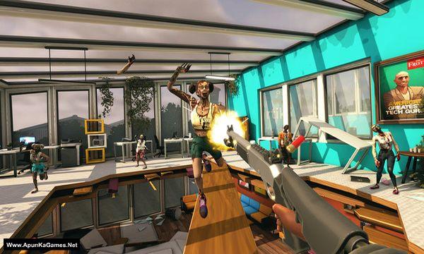 Zombieland VR: Headshot Fever Screenshot 3, Full Version, PC Game, Download Free