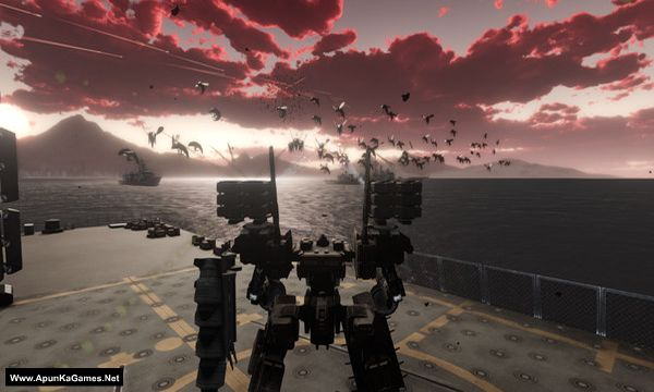 Mecha Knights: Nightmare Screenshot 3, Full Version, PC Game, Download Free