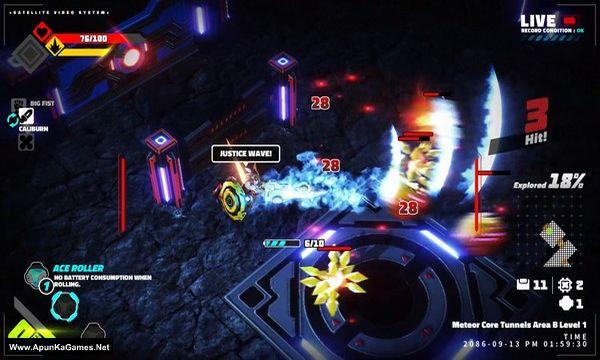 Metallic Child Screenshot 3, Full Version, PC Game, Download Free