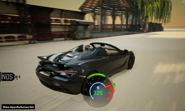 Super Drag Race Screenshot 1, Full Version, PC Game, Download Free
