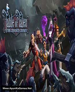 Table of Tales: The Crooked Crown Cover, Poster, Full Version, PC Game, Download Free