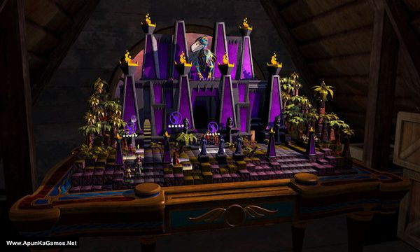 Table of Tales: The Crooked Crown Screenshot 1, Full Version, PC Game, Download Free