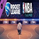 Rocket League NBA Flag Pack