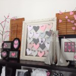 Feeling the Love <3 Valentine's Day Decor