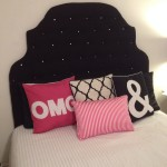 The Making of a Glam Headboard
